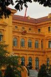 Ho Chi Minh Palace, Hanoi Imagens de Stock
