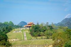 Ho Chi Minh pomnik Zdjęcie Royalty Free