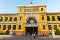 Ho Chi Minh post office Stock Photos