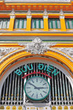 Ho Chi Minh post office, Vietnam Stock Image