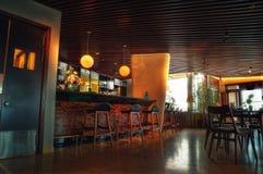Ho Chi Minh Roof Bar royaltyfri fotografi