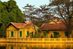 Ho Chi Minh's Residence stock photography
