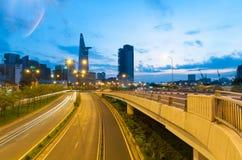 Ho-Chi-Minh-Stad, Vietnam Royalty-vrije Stock Afbeeldingen