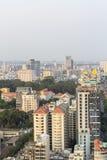 Ho Chi Minh-stadslandschap Royalty-vrije Stock Foto