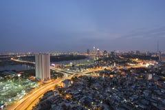 HO CHI MINH STADT, VIETNAM lizenzfreies stockfoto