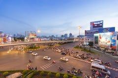 HO CHI MINH STADT, VIETNAM stockfotos