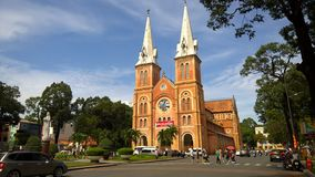 HO CHI MINH STADT, VIETNAM stock video footage