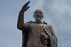 Ho Chi Minh staty Arkivfoton