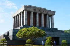 Ho Chi Minh Tomb, Vietnam Travel Royalty Free Stock Images