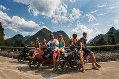Ho Chi Minh Trail Photos libres de droits