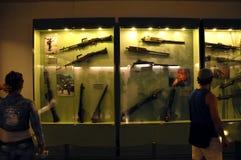 Het Amerikaanse Vietnamese Museum van de Resten van de Oorlog, Ho-Chi-Minh-Stad, Vietnam Royalty-vrije Stock Foto's