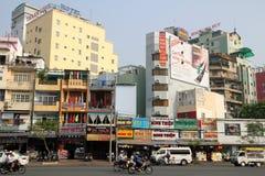 Ho Chi Minh, Vietnam stock photo