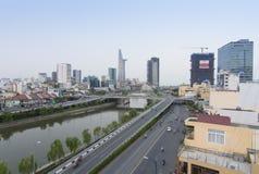 Ho Chi Minh Vietnam Immagine Stock Libera da Diritti