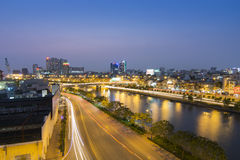 Ho Chi Minh Vietnam Immagini Stock Libere da Diritti