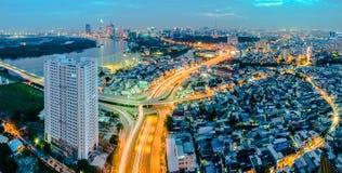 Ho Chi Minh Vietnam lizenzfreies stockbild