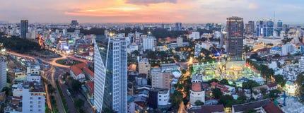 Ho Chi Minh Vietnam stockbilder