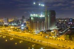 Ho Chi Minh Vietnam stockbild