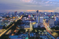 Ho Chi Minh Vietnam lizenzfreie stockbilder