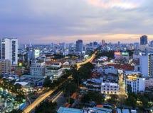 Ho Chi Minh Vietnam stockfotos