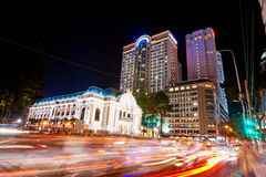 Ho Chi Minh Ville, Vietnam. Photos stock