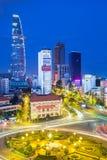 HO CHI MINH VILLE, VIETNAM Photographie stock