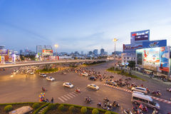 HO CHI MINH VILLE, VIETNAM photos stock