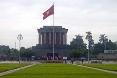 Ho- Chi MinhMausoleum Lizenzfreies Stockfoto