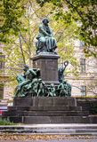 Hołd Beethoven Zdjęcia Stock