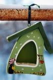 Ho för fåglar Arkivfoto