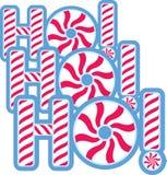 Ho Ho Ho Royalty Free Stock Photo