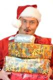 Ho-ho-ho! Royalty Free Stock Images