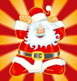 Ho ho ho Royalty Free Stock Photos