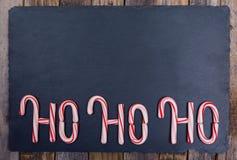 Ho ho ho Photographie stock