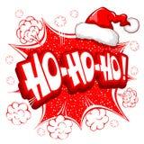 Ho ho ho Stock Photo