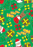 Ho Ho Ho Santa. Zdjęcia Royalty Free