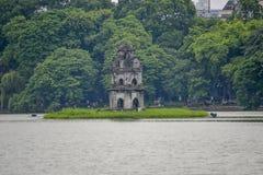 Ho Hoan Kiem, Hanoi, Vietnam. Royalty Free Stock Photo