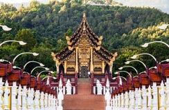 Ho Kham Luang. Image stock