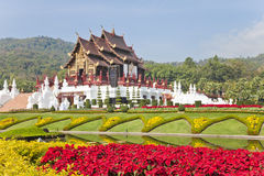 Ho kham luang Stock Photos