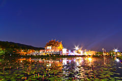 Ho Kham Luang Royalty Free Stock Photos