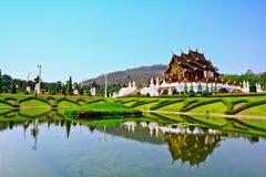 Ho Kham Luang Royalty Free Stock Photography