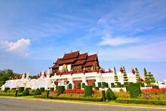Ho Kham Luang Stock Photo