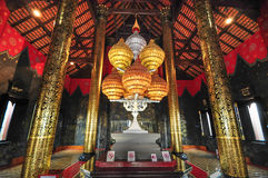 Ho Kham-luang Chiang Mai Lizenzfreies Stockbild