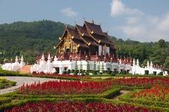 Ho Kham Luang  Chiang Mai province Royalty Free Stock Images