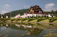 Ho Kham Luang  Chiang Mai province Stock Photos