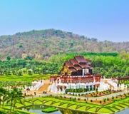 Ho Kham Luang Stock Photography