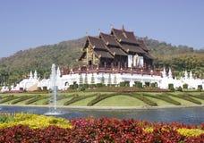 Ho Kham Luang. Northern thailand  7/2/14 Stock Image
