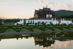Ho Kham luang północny Thailand Obrazy Royalty Free