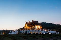 Ho Kham luang północny Thailand Fotografia Stock