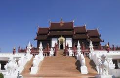 Ho Kham Luang Royalty Free Stock Images