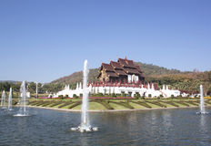 Ho kham luang thailand. Stock Photo